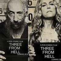 El trailer de 'Three from Hell' promete una brutalidad estilo Rob Zombie a la altura de 'Los renegados del diablo'