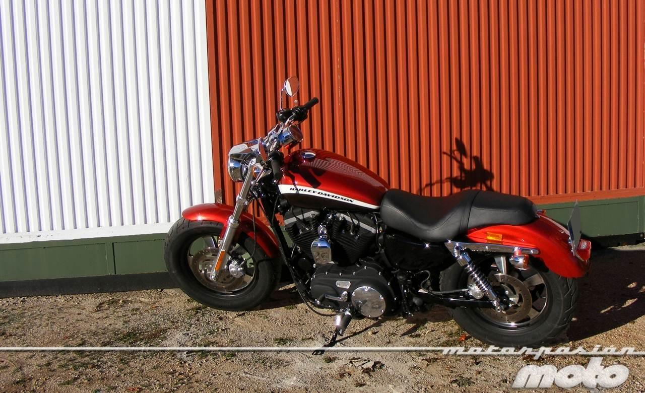 Foto de Harley-Davidson XR 1200CA Custom Limited (10/65)