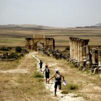 Volubilis, un hermoso Patrimonio de la Humanidad en time-lapse