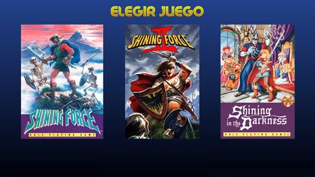 Shining in the Darkness, Shining Force y Shining Force II ya son gratuitos en iOS y Android