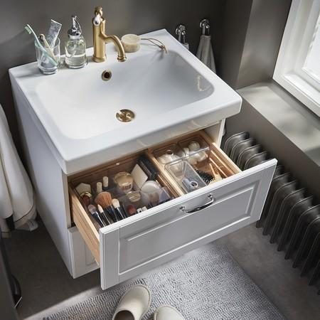 Cómo organizar baños