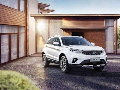 Nuevo Ford Territory 2019, equipamiento de clase mundial que sólo estará disponible en China