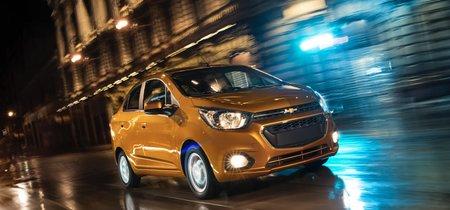 Chevrolet Beat Notchback: Precios, versiones y equipamiento en México