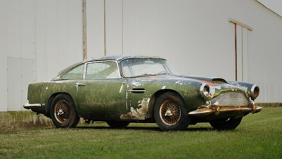 Foto de Aston Martin DB4 1962 (7/9)