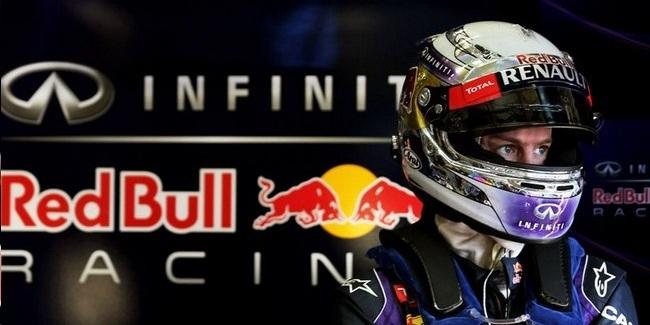 Sebastian Vettel Boxes