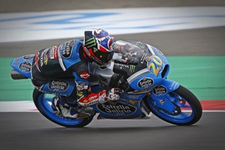 Fabio Quartararo Moto3 Gp Holanda 2015