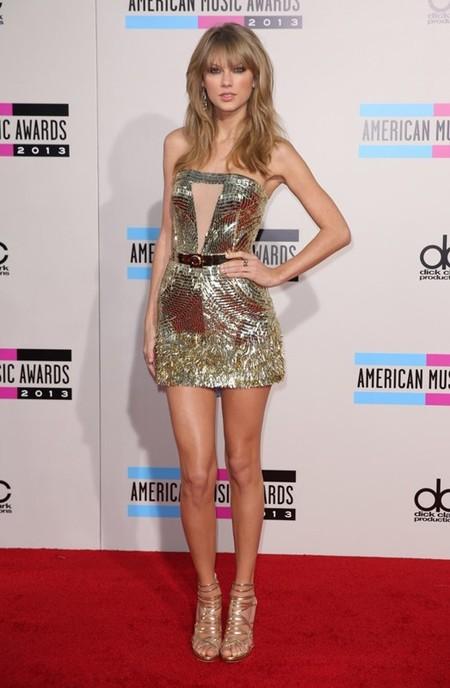 Y llegaron los premios AMAs, ¡toma alfombra roja con modelazos!