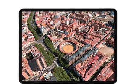 Flyover de Apple Maps llega a nuevas ciudades, cuatro de ellas españolas