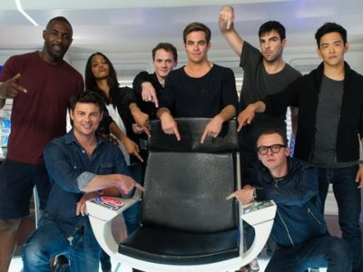 'Star Trek Beyond': el reparto te invita al Enterprise por una causa solidaria