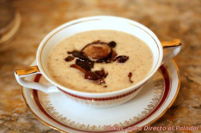 Crema de hongos casera receta - Como hacer sopa de setas en minecraft ...