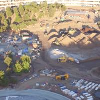 Pues parece que no paran: nuevo vídeo del Apple Park a vista de dron