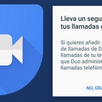 Google Duo se prepara para integrarse con el historial de llamadas de tu teléfono
