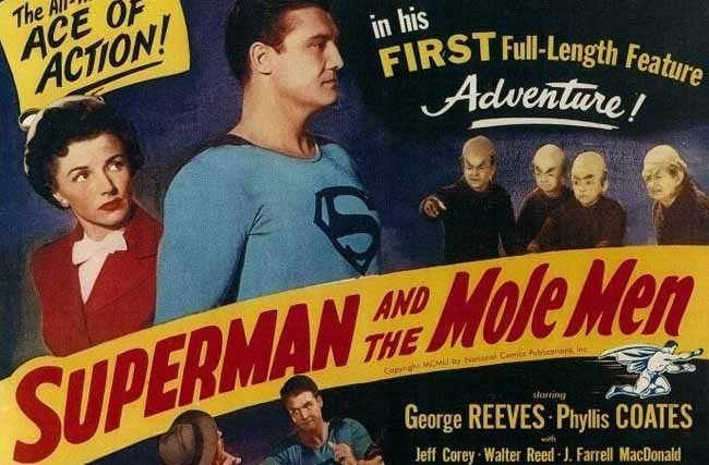 Superman and the mole men cartel