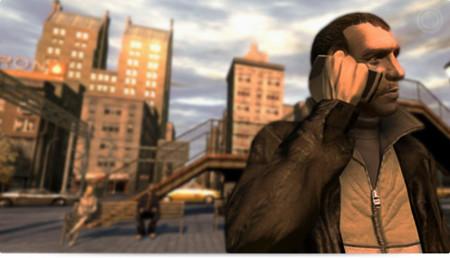 El teléfono móvil en GTA IV