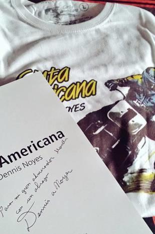 Cinta Americana, el libro: cuando conectas desde el minuto uno