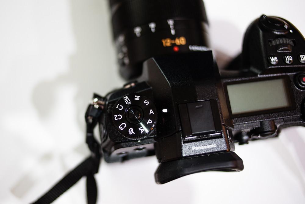 Foto de Panasonic Lumix G9 (5/41)