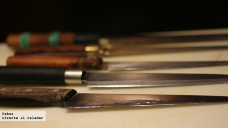 cuchillos japoneses