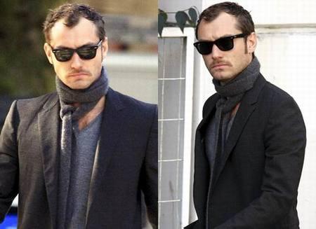 Ellos también se apuntan a la moda del bigote