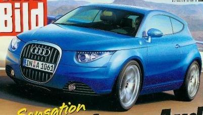 Audi A1, ahora parece que sí
