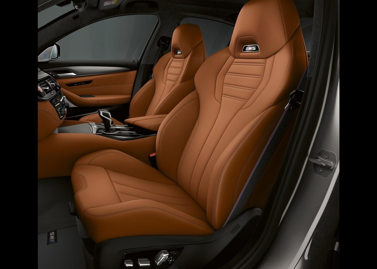 Foto de BMW M5 Competition (11/11)