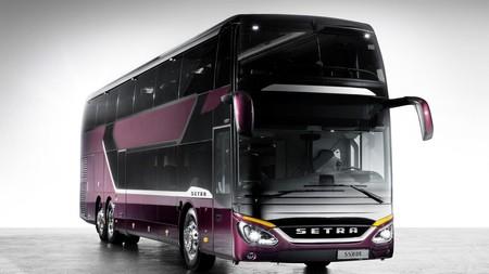 Sorprendentemente, el autobús más premium del mundo es casi tan aerodinámico como un Ford Focus RS