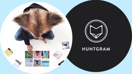Huntgram es la app que te hará la vida más fácil en Instagram. ¡Y mucho más bonita!