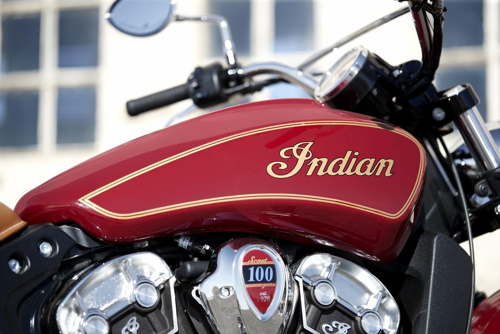 Foto de Indian Scout 2020 (25/34)