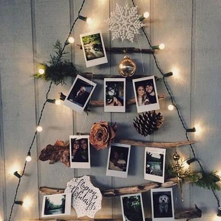 arbol de navidad diferente