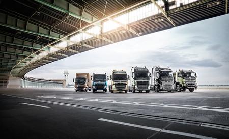 Volvo dejará de fabricar sus camiones en Irán