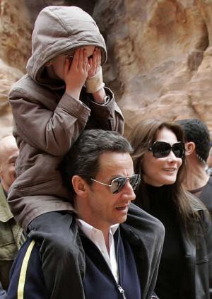 ¿Están casados Sarkozy y Bruni?
