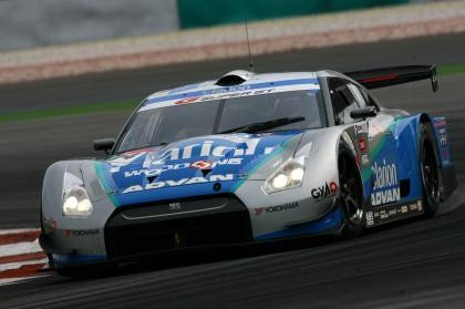 Un GT-R vuelve a vencer en SuperGT