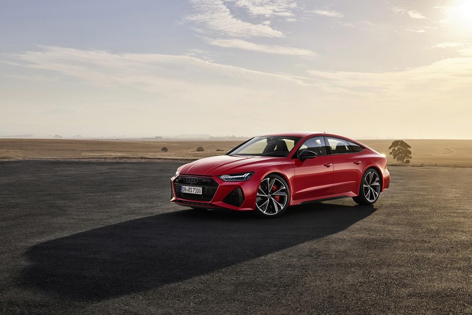 Foto de Audi RS 7 Sportback 2020 (27/44)