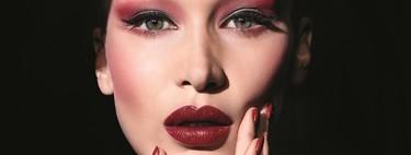 Nos inspiramos en los tres maquillajes de Bella Hadid firmados por Dior para disfrutar una noche de Halloween de lo más ideal