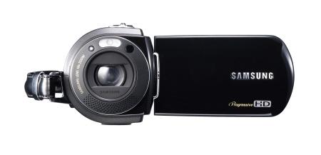 [IFA 2007] Videocámara Samsung VP-HMX10A