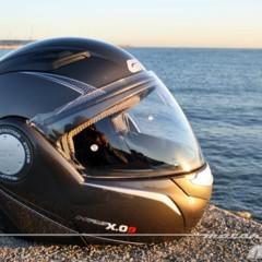 Foto 1 de 38 de la galería givi-x-09-prueba-del-casco-modular-convertible-a-jet en Motorpasion Moto