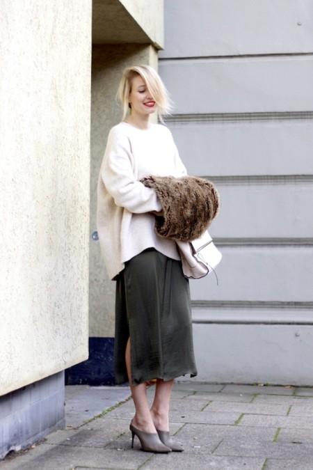 Ohh Couture Falda Midi