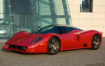 Ferrari P4/5: fotos y datos oficiales