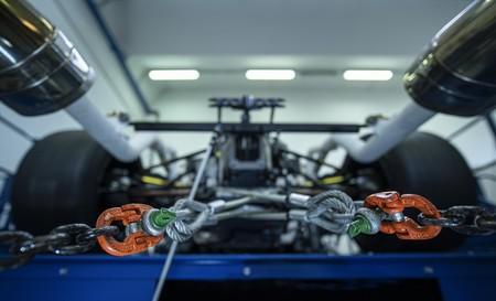 El motor V12 del nuevo hiperauto de Lamborghini cobra vida y nos deja escuchar su poder