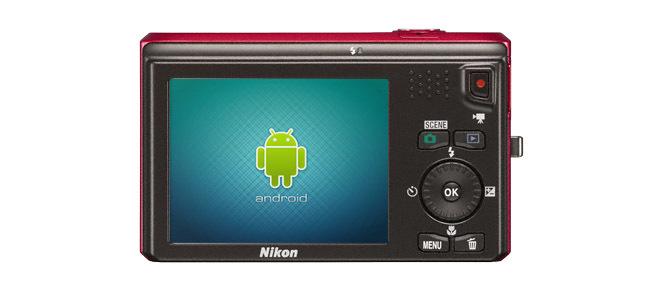 Nikon con Android