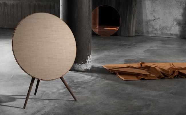 La última edición limitada de Bang & Olufsen edita sus altavoces más populares los multiroom, con un nuevo diseño en Bronce