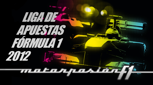 MPF1. Liga de Apuestas Fórmula 1 2012