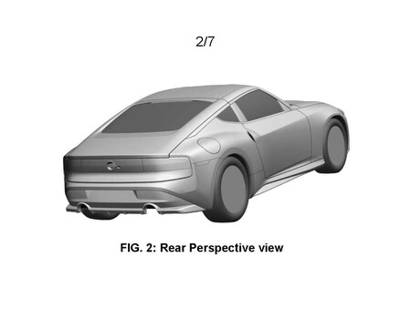 Nissan Z Proto 2022 Filtrado 7