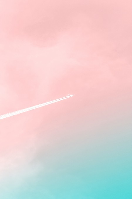 Photo Of Airplane With Smoke Trail 2088203