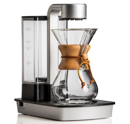 Cafetera Chemex Ottomatic, estilo y calidad para un buen café