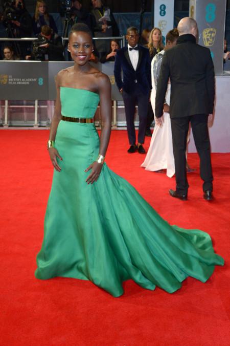 Lupita Nyongo mejor BAFTA 2014