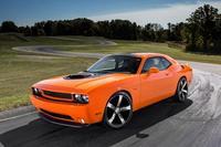¡Poder sobre el asfalto! Dodge Challenger R/T Shaker 2014