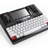 Una máquina de escribir que combina lo mejor de la tecnología con cero distracciones