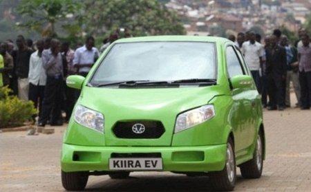 El EV Kiira, un orgullo para Uganda