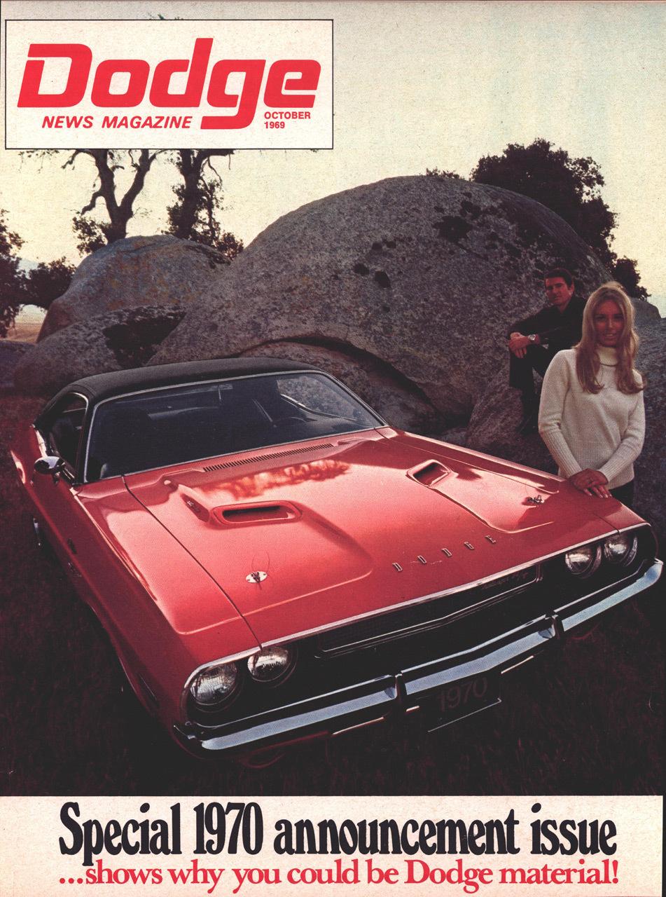 Foto de 40 aniversario del Dodge Challenger (22/64)