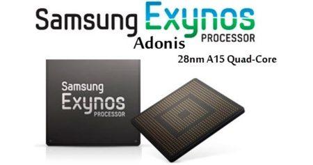Samsung Exynos 5400 'Adonis', el cerebro del futuro Galaxy S4